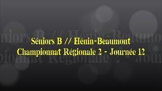 Retour sur le match... Séniors B // Hénin-Beaumont