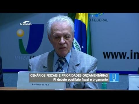 Cenários fiscais - TV Senado ao vivo - IFI - 19/06/2018