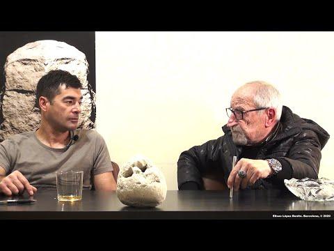 EL ÚLTIMO EREMITA DE MONTSERRAT: EL PADRE BASILI. POR MANEL RICART GUIRAUD