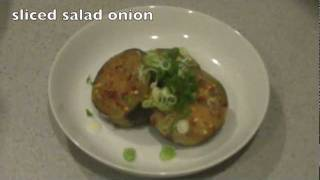 Japanese Style Aubergine Steak