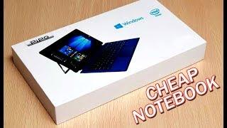 Cheap Laptop  : Original Box PIPO Notebook Review