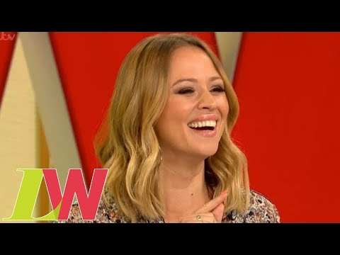 Kimberley Walsh Has Play Dates With Cheryl Tweedy And Her Son Bear | Loose Women