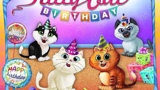 Kitty Cat Birthday Surprise - детская игра на андроид