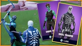 Halloween skins are coming soon!? Rush 1600 abo!! Fortnite PS4 FR/ENG