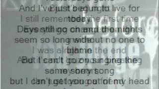 "Nylon ""Losing A Friend"" (lyrics)"