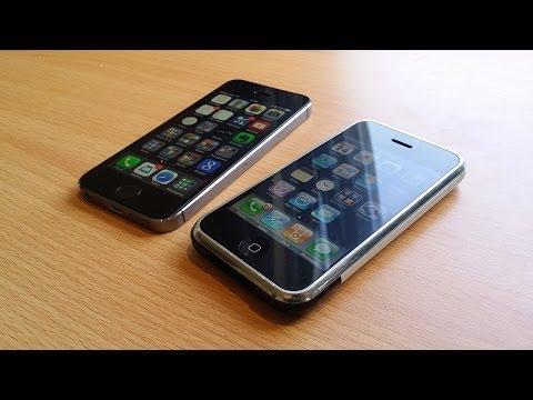 iPhone (1st-gen) Throwback