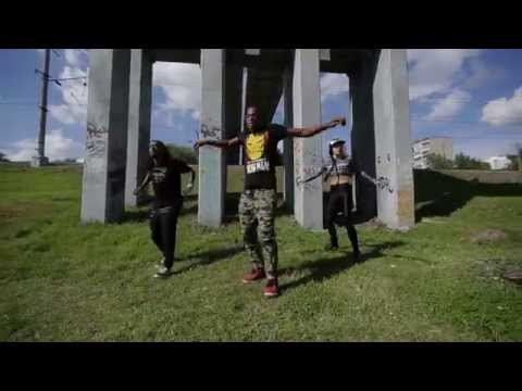 DANCEHALL CHOREO BY CLAUDIO LUIS on VYBZ KARTEL – WHO TRICK HIM [RAW]