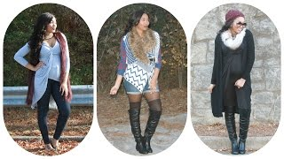 "{Mini Style Diary} My Autumn ""Not So Cold"" Weekend Outfits Thumbnail"