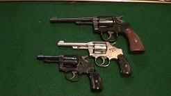 32 Caliber Revolvers