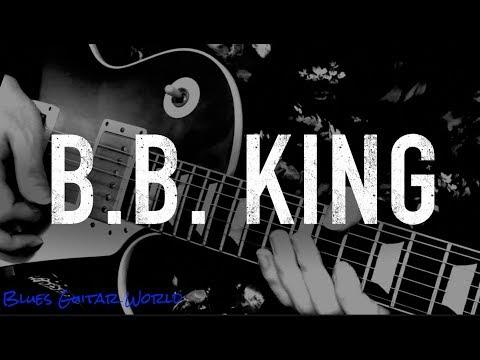 Celebrity Licks: B.B. King