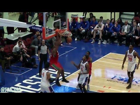 Guerschon Yabusele Highlights vs Westchester Knicks (27 pts, 6 reb, 4 ast)