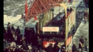 БАМ. Станция Чара. 1983 год.