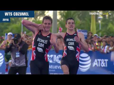 Top Moments from #WTS10Years - 2016 Cozumel Brownlee Brothers Finish