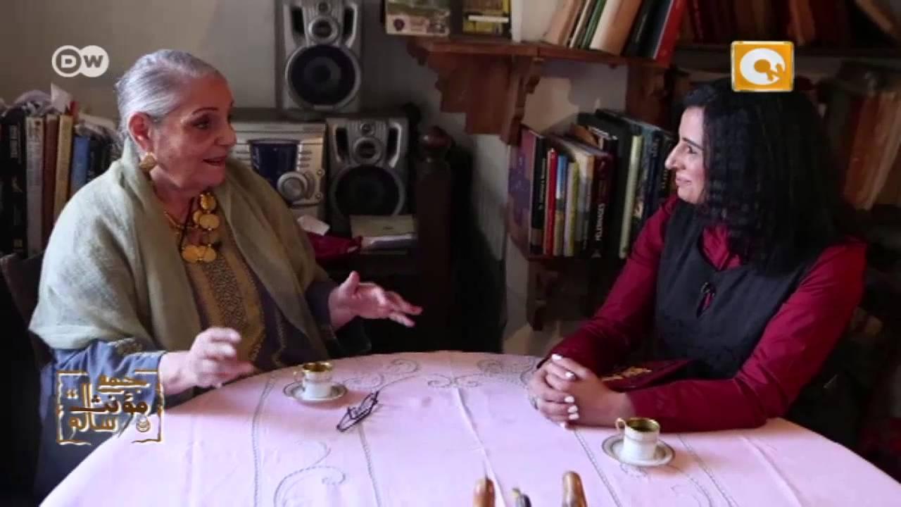 الحلقة الأولى: ريم ماجد تستضيف الباحثة المصرية شهيرة محرز | جمع مؤنث سالم