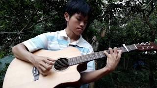Mãi Mãi Một Tình Yêu Guitar Solo Fingerstyle - Đan Trường