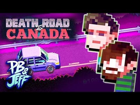 ZOMBIE OREGON TRAIL?!  Death Road to Canada Part 1