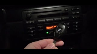 BMW E46 320d problems with the cabin heater