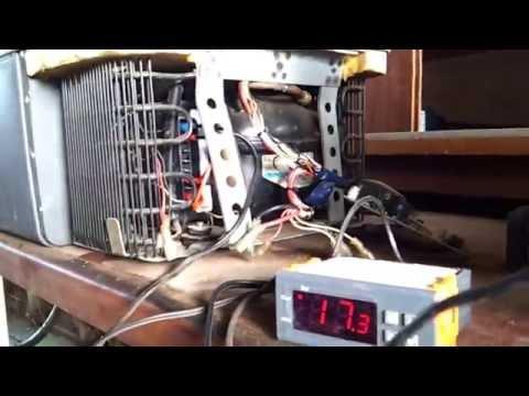 How to fix Waeco CCF 40 or any fridge with danfoss compressor