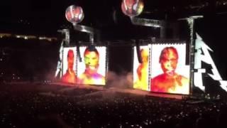 Metallica - Intro/opening   Live - Houston, TX  6/11/2017