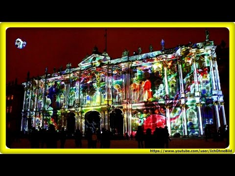 🔴 Light show - 252 Years Hermitage Museum • ST. PETERSBURG | RUSSIA • TRAVEL • GUIDE