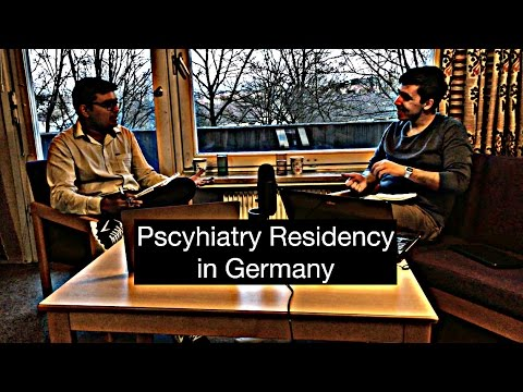 Doing Psychiatry Residency in Germany: Hands-on Experience