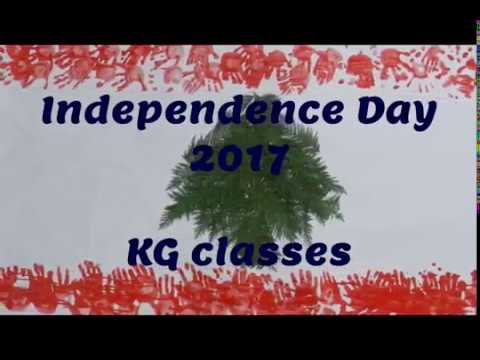 Independence Day 2017 by KGs @ ILC ( International Learning Community )