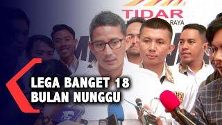 Anies Akan Memiliki Wakil Baru, Sandiaga: Alhamdulillah Lega Banget