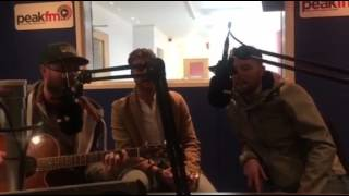 Chesterfield X Factor auditionees sing live at Peak FM