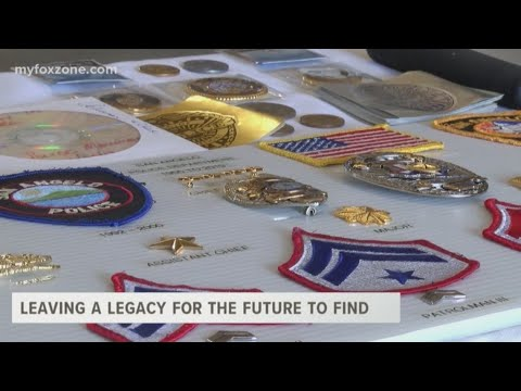 Don't Open Till 2100: A Look Inside The San Angelo Police Department's Time Capsule