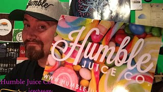 Humble juice co review for May, 2016.
