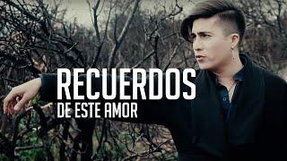 Alessandro Morls - Recuerdos de este amor ( OFFICIAL VIDEO) YouTube Videos