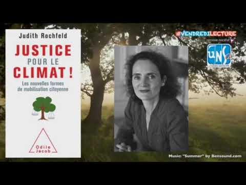 Justice pour le climat - Judith Rochefeld