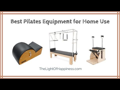 Best Pilates Equipment For Home Use (2020 Buyers Guide)