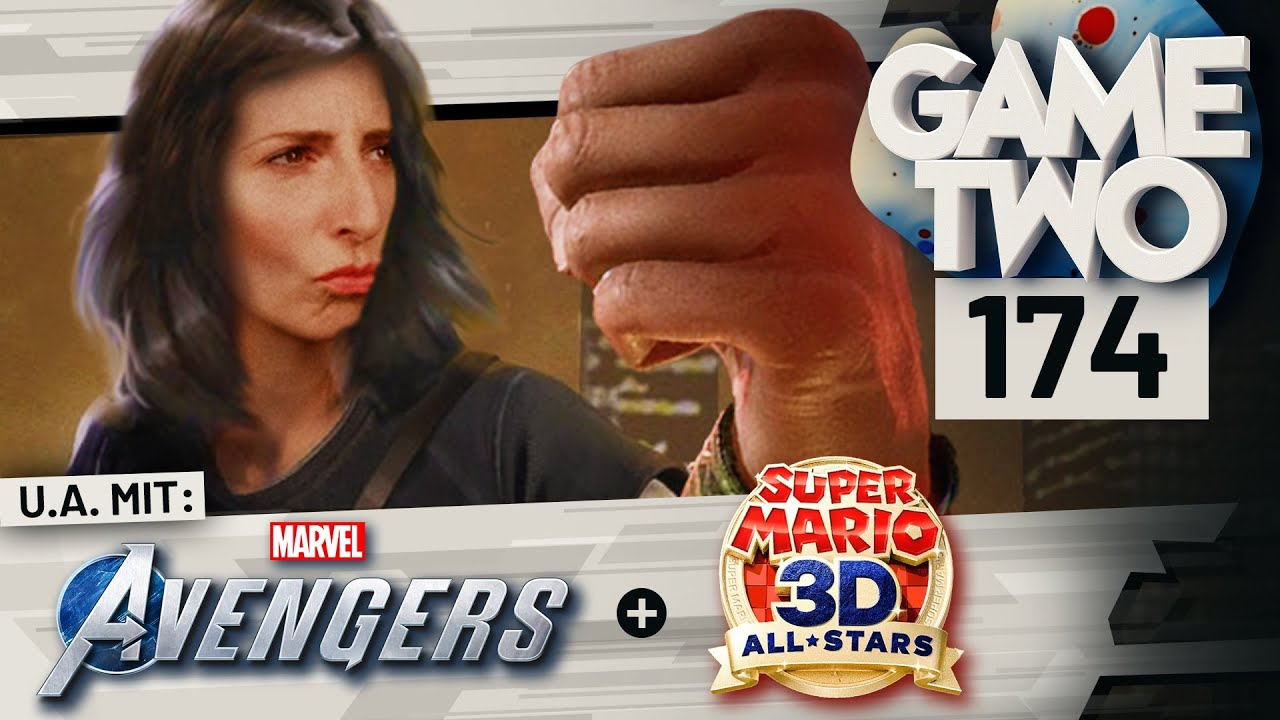 Marvel's Avengers, Crusader Kings 3, Super Mario 3D All-Stars | Game Two #174