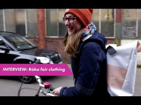 Interview mit ROKA fair clothing - Mit Siebdruck selbständig zum eigenen Modelabel
