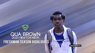 Marquavious Brown Class of 2023 - This kid is special. Player highlights from 2019-20 season.
