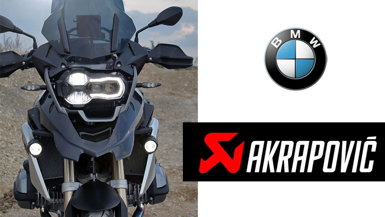 bmw r 1200 gs lc 2013 akrapovic sport exhaust sound. Black Bedroom Furniture Sets. Home Design Ideas