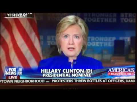 Entitled Hillary Whines to Union Crowd: 'Why Aren't I 50 Points Ahead?'