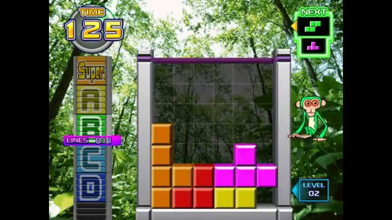 Tetris Dekaris (Tetris Giant): Line Challenge - 135 by nahucirujano