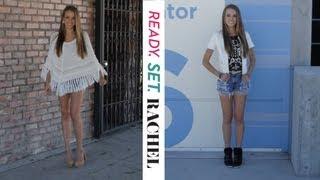 Ready, Set, Rachel: Justin Bieber Inspired Looks Thumbnail