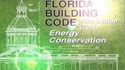 Florida Energy Conservation Book