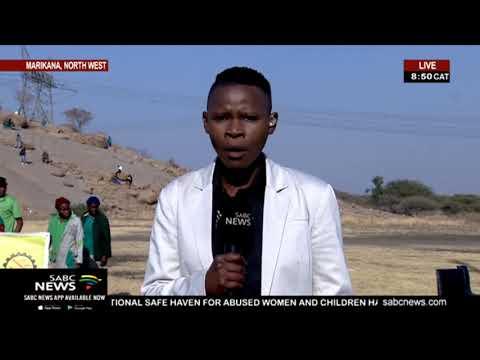 Have Marikana Communities, Miners Benefited From Mining Activities? - Zwelinzima Vavi