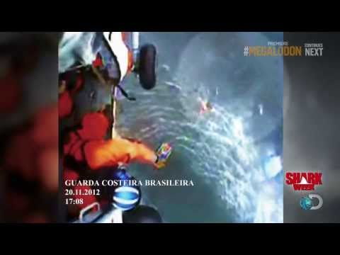 Live Megalodon Footage Brazilian Coast Guard Featured On Discovery Channel