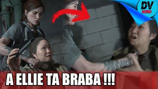 Novo Gameplay INSANO de The Last of Us Part 2 - Ellie Vingativa