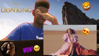 Beyoncé – SPIRIT from Disney's The Lion King (Official Video) | REACTION Video