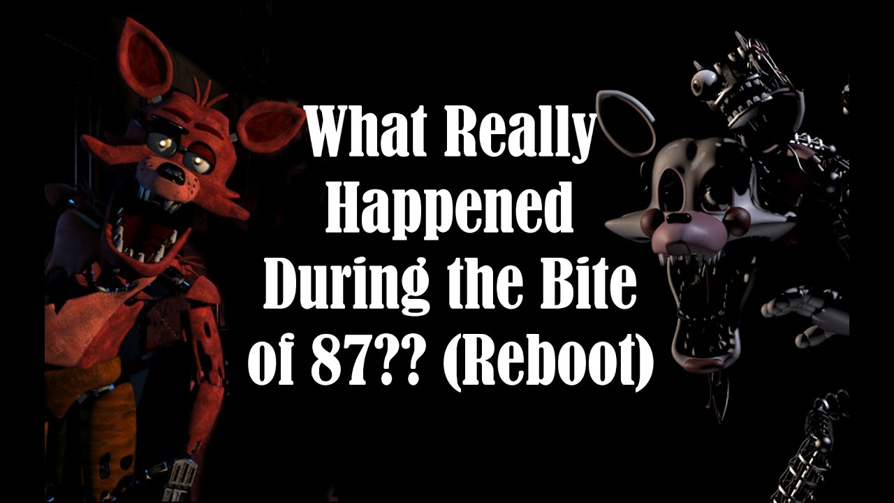 Gaming Conspiracies || FNAF: What Really Happened During the Bite of 87??  (Reboot)