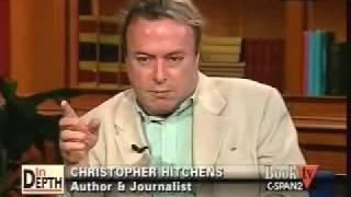 Christopher Hitchens on Billy Graham, $cientology and religious hypocrisy