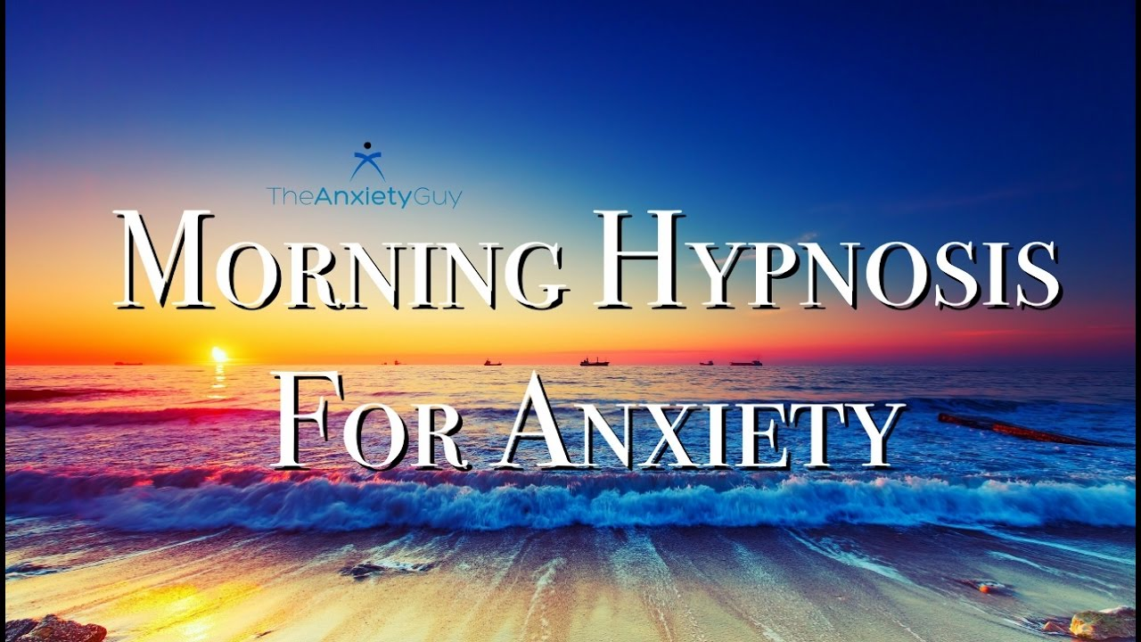 Morning Self Hypnosis For Anxiety (Rapid Change)