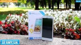 Видео обзор на китайский смартфон / телефон THL W7s