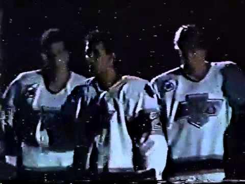 Los Angeles Kings Opening Night 1991 92